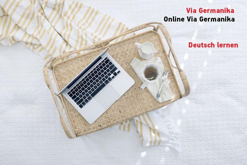 Виа Германика - онлайн обучение по немски